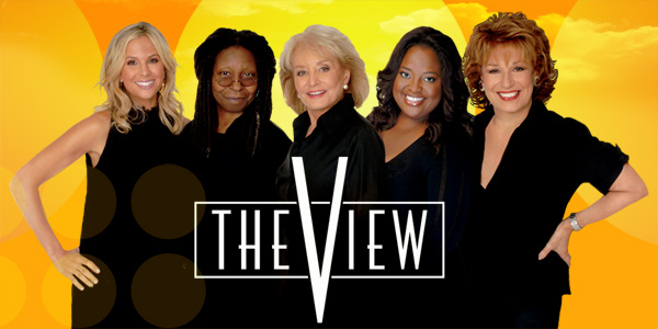 Women on The View TV show